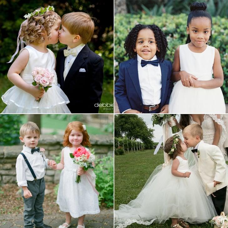 Ring Bearer Wedding Attire 52 Spectacular These Adorable Flower Girls