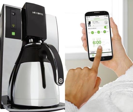 App-Controlled Coffeemaker