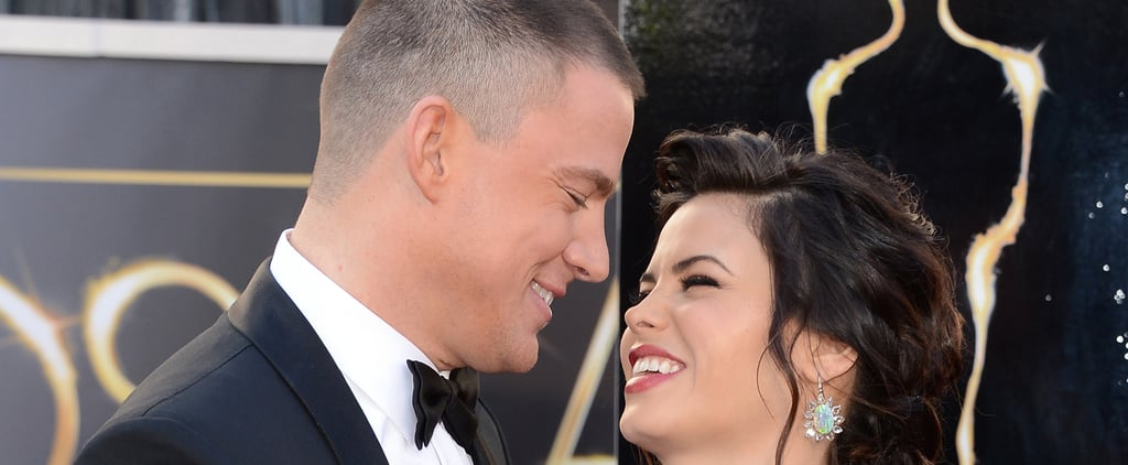 Jenna Dewan and Channing Tatum Mark Their 7-Year Wedding Anniversary With 2 Sweet Photos