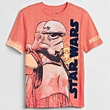 Pink Graphic Stormtrooper T-Shirt