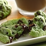 Mint Chocolate-Chip Cookies