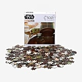 Star Wars The Mandalorian The Child and Mando Puzzle