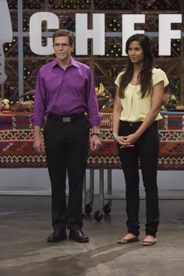 Let's Dish: Top Chef 4.3 — Let's Have a Party!