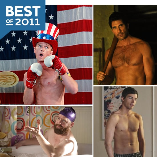 Shirtless TV Pictures of 2011