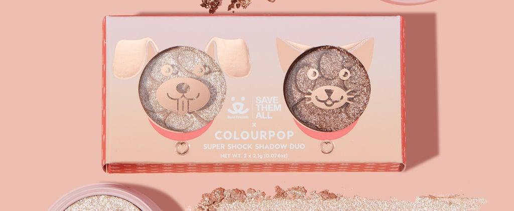 ColourPop Best Friends Animal Society Eyeshadow Duo