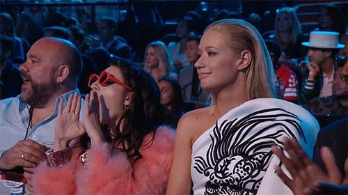 Iggy Azalea Was Only Mildly Impressed by Everything
