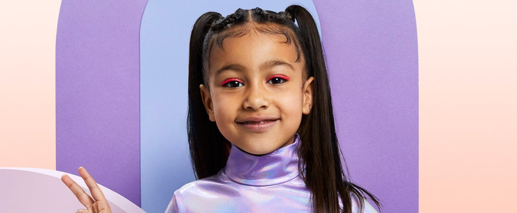North West in WWD's Beauty Inc. February 2019 Issue