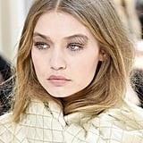 Gigi Hadid at Chanel Paris Fashion Week Fall 2016