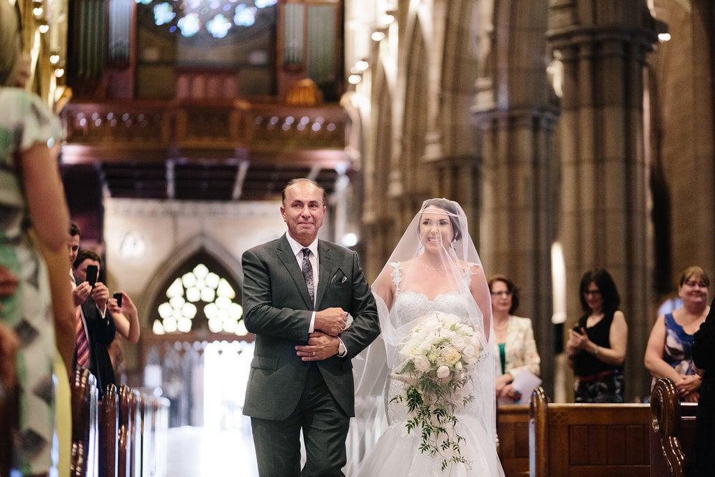 Bride (or Bride's Family) Foots the Bill