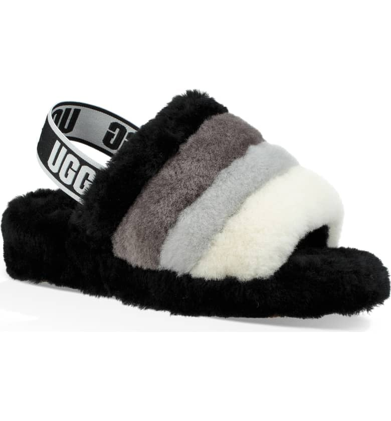 7615d632e UGG Fluff Yeah Genuine Shearling Slide Slipper | UGG Boots For Women ...