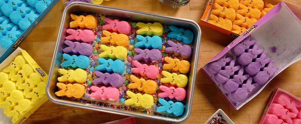 The Ultimate Easter Peeps Cookie Bar