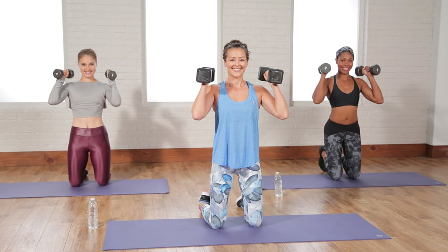 Day 1: 30-Minute Strong, Toned, and Fit Full-Body Workout
