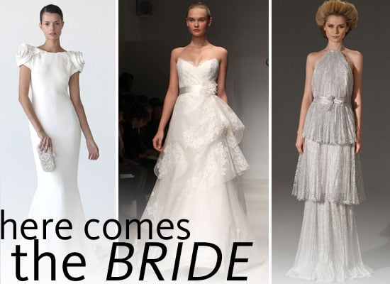 Pictures Of Designer Wedding Dresses From 2012 Autumn