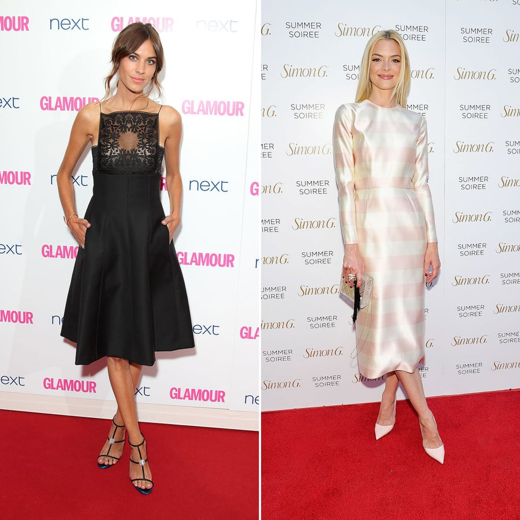 Celebrity Red Carpet Style And Fashion 6 June 2014 Popsugar Fashion Australia