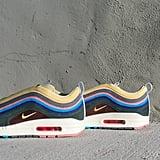 Nike Rainbow Air Max Sneakers