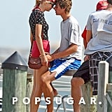 Taylor Swift and Conor Kennedy have been dating since July, and the two showed some PDA in Cape Cod, MA, in August.