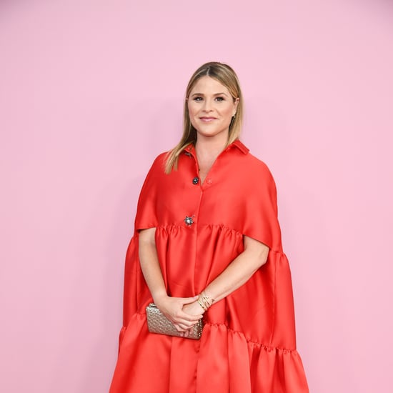 Jenna Bush Hager Celebrates After Giving Birth