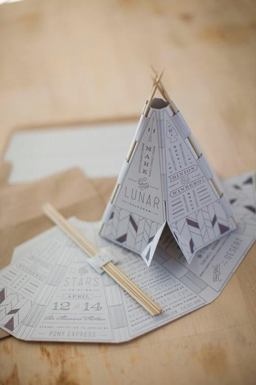 Build Your Own Teepee