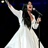 Demi Lovato's Performance at the 2020 Grammys | Video