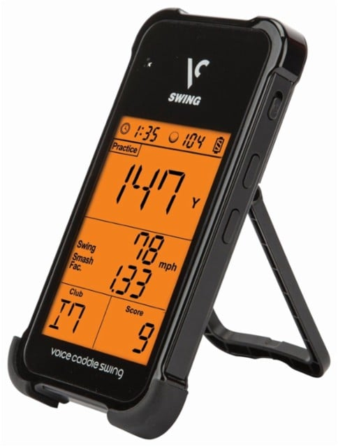 Swing Caddie SC100 Portable Golf Launch Monitor