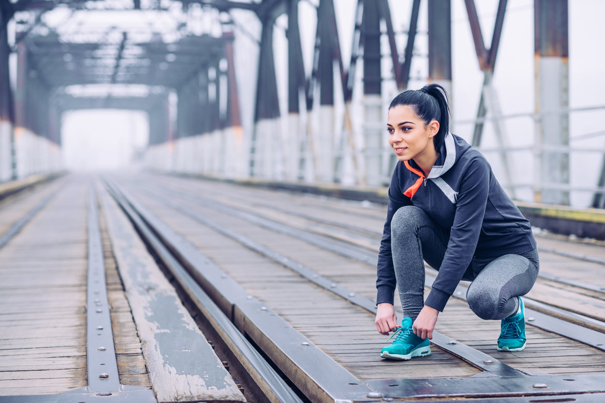running bridges