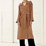 1-01 Babaton Tarek Double-Breasted Trench Coat