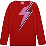 Lightning Bolt Cashmere Sweater