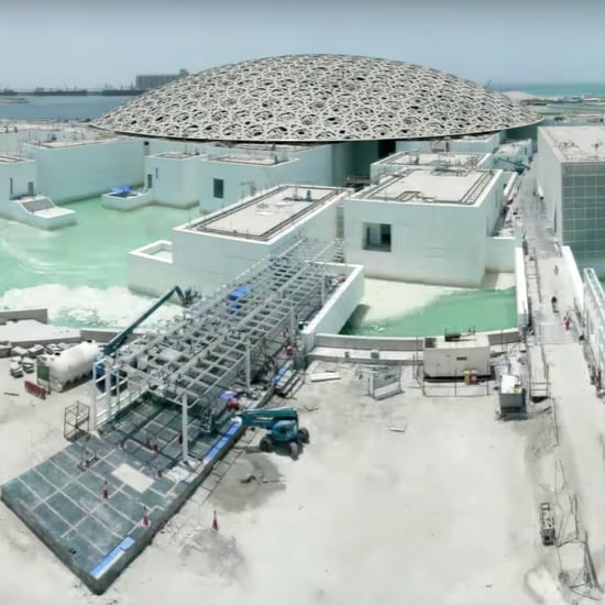 Louvre Abu Dhabi Time Lapse Video