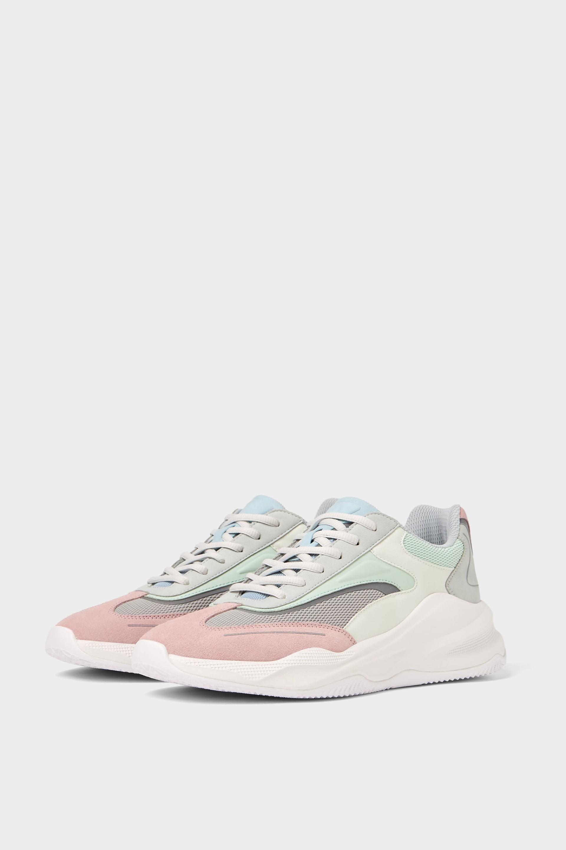 Zara Thick-Soled Sneakers | 5 Slick