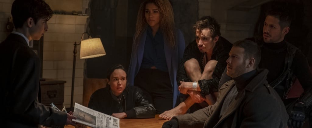 The Umbrella Academy Netflix TV Show Cast