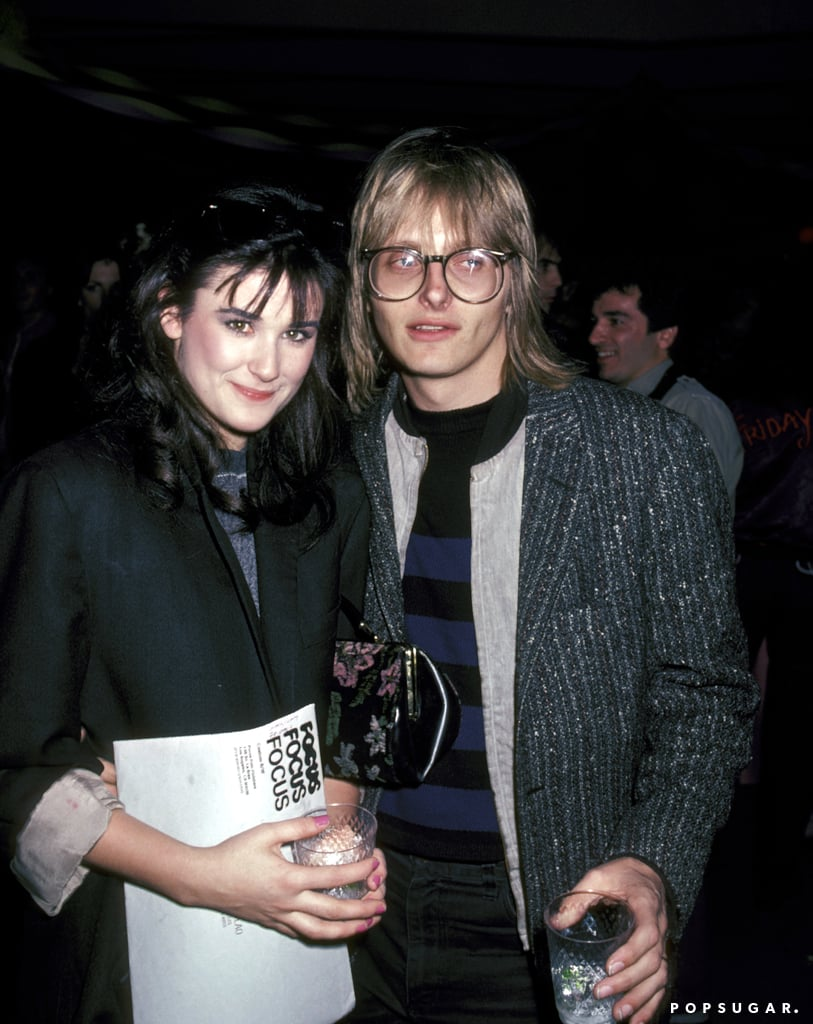 Demi moore dating life