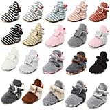 Baby Bootie Socks