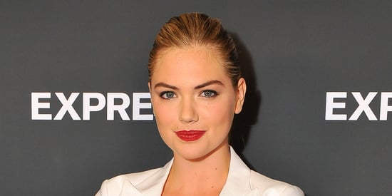 Kate Upton's Gorgeous Glossy Lips & More Celebrity Beauty Looks We Loved This Week