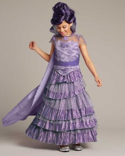 descendants mal princess girls costume