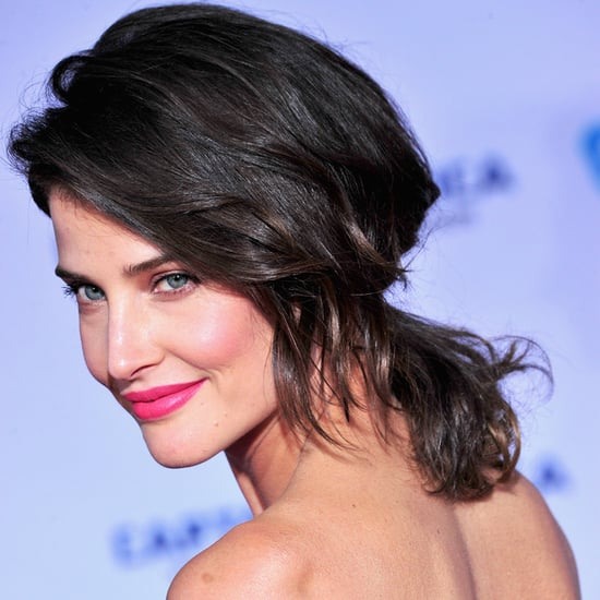Celebrity Beauty How I Met Your Mother Cobie Smulders Beauty