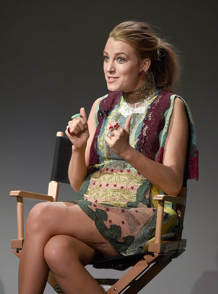 11 Pictures That Prove Blake Lively Is Still Perfect, Despite Her Funny Facial Expressions