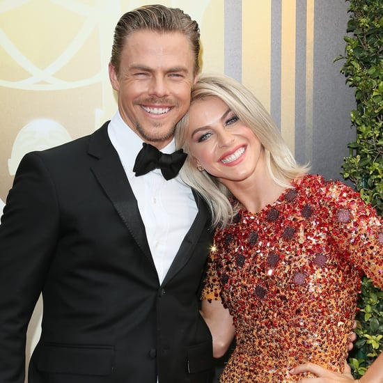 Julianne and Derek Hough Pictures