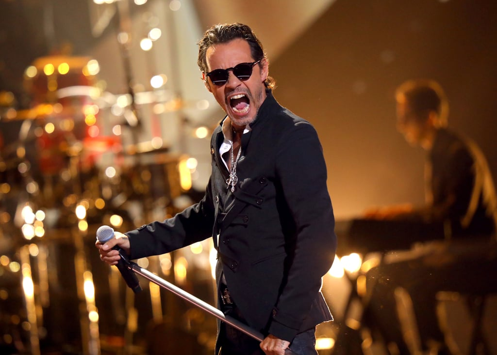 Marc Anthony Latin AMAs Performance, José José Tribute