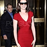Anne in Red