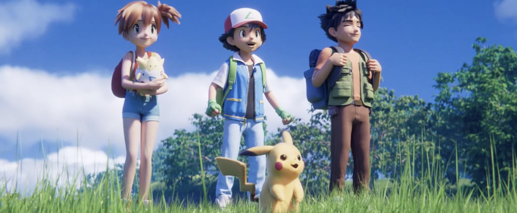 Pokémon: Mewtwo Strikes Back — Evolution Netflix Trailer