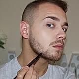 Step 9: Facial Hair