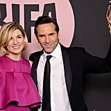 Jodie Whittaker and Alessandro Nivola