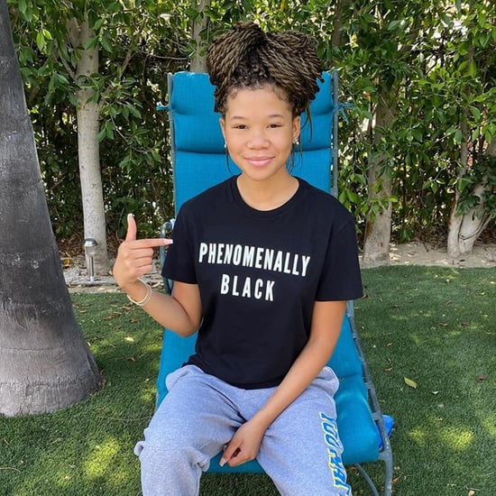 "Stars Wear ""Phenomenally Black"" Tees to Support Nonprofit"