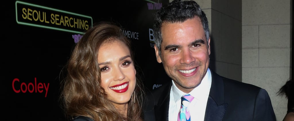 Jessica Alba Knew Cash Warren Was the One After Their First Meeting