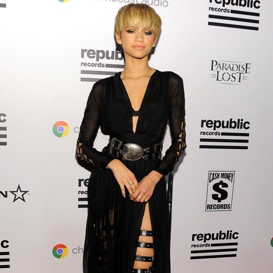 Zendaya's Dress at Grammys Afterparty 2016