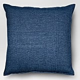 Get the Look: Oversize Chambray Pillow