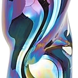 Tom Dixon Warp Iridescent Glass Vase ($368)