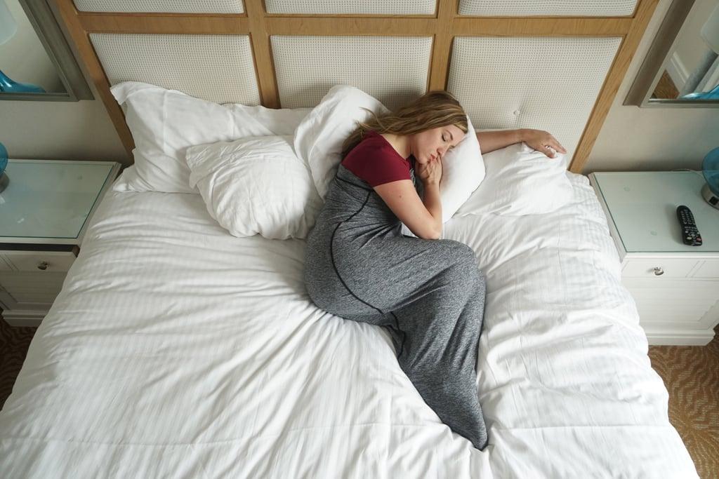 Does It Get Too Hot Sleeping With a Hug Sleep Pod Move?