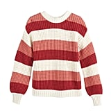POPSUGAR Chunky Sweater