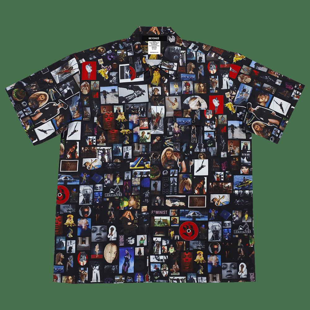 BeySearch Work Shirt